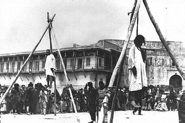 Γενοκτονία των Αρμενίων: «Οι χριστιανοί καίγονταν σαν τα ζωύφια»