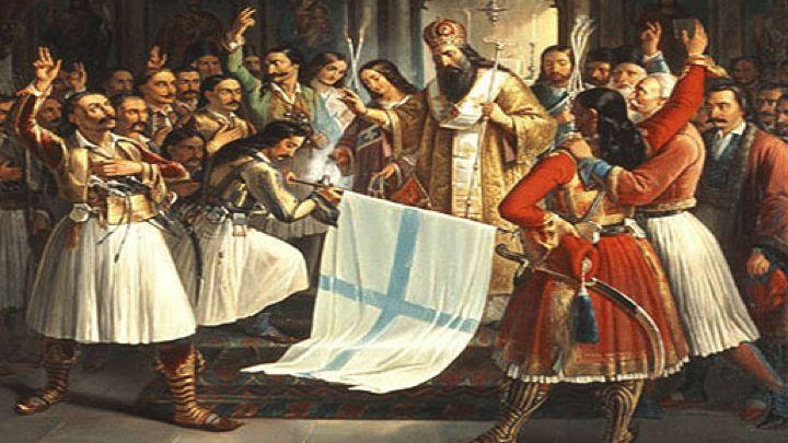 25η Μαρτίου: Ημέρα Επανάστασης