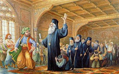 Η 9η Ιουλίου 1821 εν Λευκωσία Κύπρου