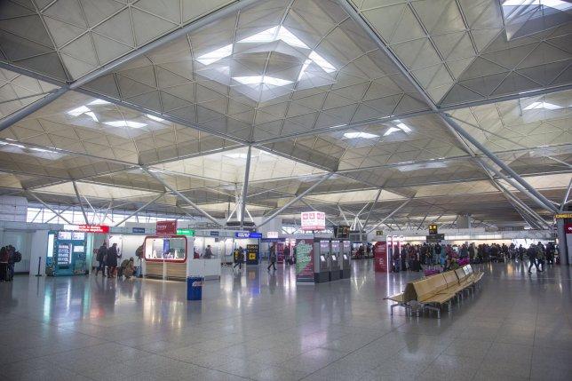 Επιστολή προς το αεροδρόμιο Stansted (2014)