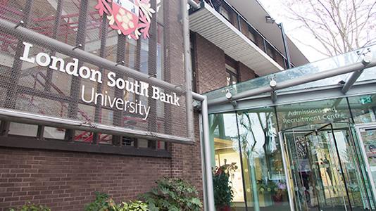 Επιστολή προς πανεπιστήμιο South Bank (2014)