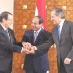 Τριμερής στο Κάιρο: Δημιουργία ενιαίου ενεργειακού μετώπου στην ανατολική Μεσόγειο