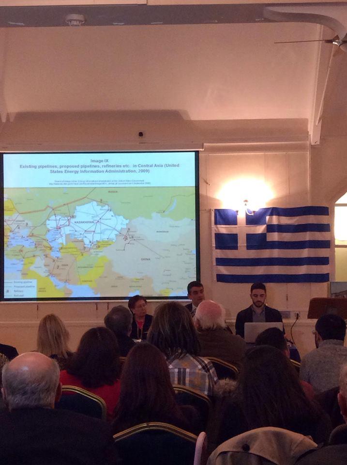Εκδήλωση ΜΕΤΩΠΟΥ: «Βρετανικές Βάσεις και Βρετανική Διπλωματία: 1914-2014»