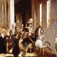 Επανάσταση 3ης Σεμπτεμβρίου: Υπογραφή 1ου Συντάγματος της Ελλάδος
