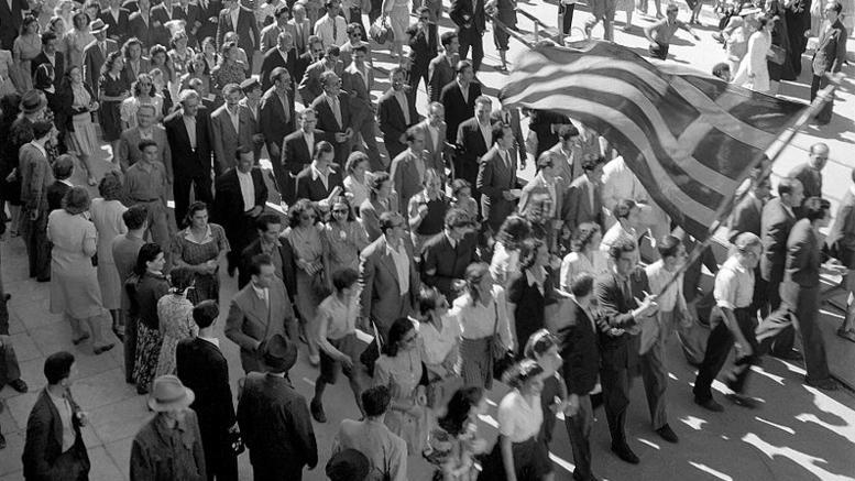 Τέλος Κατοχής: Αθήνα & Πειραιάς απελευθερώνονται από τους Γερμανούς