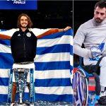 Στην Κορυφή οι Έλληνες Αθλητές