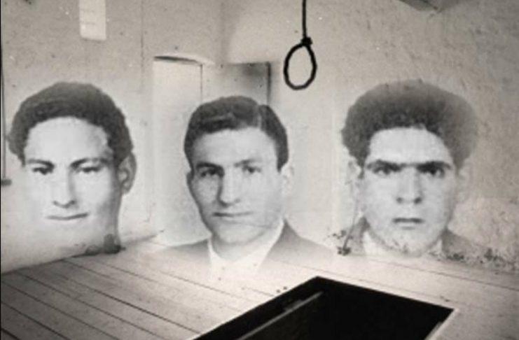 ΕΟΚΑ: Θυσία Ανδρέα Παναγίδη, Στέλιου Μαυρομάτη & Μιχαήλ Κουτσόφτα