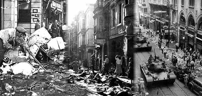 Σεπτεμβριανά 1955 – η εξόντωση των Ελλήνων της Κωνσταντινούπολης